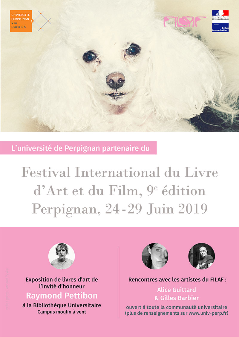 Festival international du livre d'art et du film (FILAF)